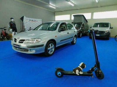 usata Nissan Almera 1.5 16v 5 PORTE BENZINA