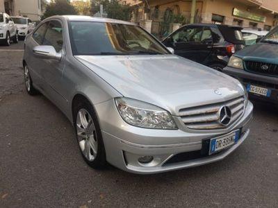 used Mercedes CLC180 Kompr. TPS SC