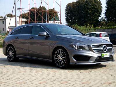 usata Mercedes CLA250 Classe ClaS.w. Business Usato