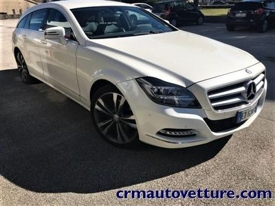 second-hand Mercedes CLS250 CLS 250 CDI SW BlueEFFICIENCYCDI SW BlueEFFICIENCY