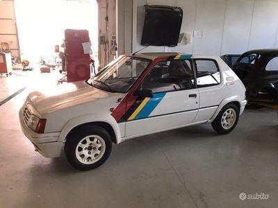 usata Peugeot 205 Rallye