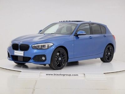 usata BMW 120 Serie 1 d xDrive 5p. Msport nuova a Settimo Torinese