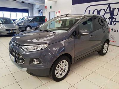 used Ford Ecosport 1.5 TDCi 95 CV Business EURO 6