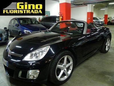 used Opel GT 2.0 TURBO 16V 265CV RED SATURN SKY / IN