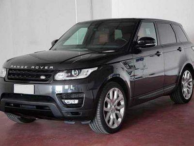 brugt Land Rover Range Rover Rr sport3.0 sdv6 hse dynamic