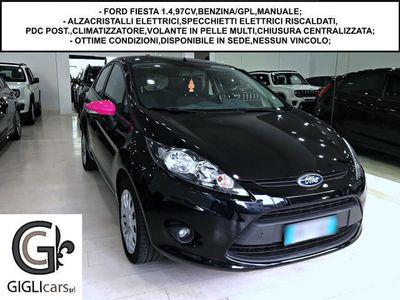 usata Ford Fiesta 1.4,97CV-PDC/SPECCH. ELETT./VOLANTE IN PELLE MULTI