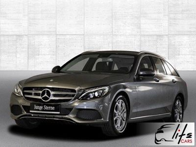 brugt Mercedes C200 C 200S.W. Aut.--Navi--Led--06/22445431