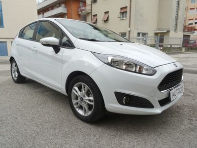 used Ford Fiesta 1.5 TDCi 75CV 5 porte - KM CERTIFICATI