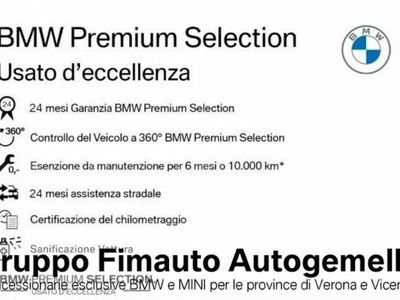 usata BMW 630 d xDrive 249CV Gran Turismo Msport Aut.