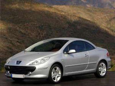usata Peugeot 307 CC 2.0 HDi FAP Féline Diesel