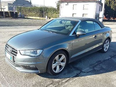 usata Audi A3 Cabriolet A3 2.0 TDI clean diesel S tronic Ambition