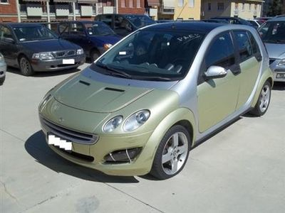 usata Smart ForFour 1.5 cdi 50 kW pulse