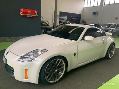 usata Nissan 350Z coupe 313cv LEVEL 2 -stage 2-
