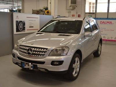 second-hand Mercedes ML320