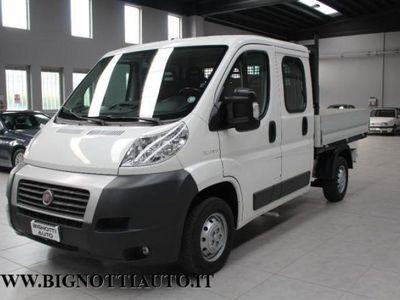 usado Fiat Ducato 33 2.3 MJT 130CV PM Cabinato-DOPPIA CABINA rif. 11598320