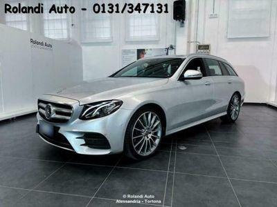 usata Mercedes E220 Premium 4matic auto rif. 16029749