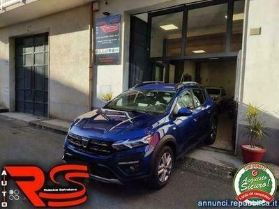 usata Dacia Sandero Stepway 1.0 TCe ECO-G Comfort Militello in Val di Catania