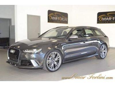 usata Audi RS6 4.0 TFSI Q.S-TR.PERFORMANCE DYNAMICPACK