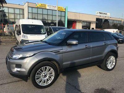 usata Land Rover Range Rover evoque RR1ª serie - 2012*EURO 5*TETTO