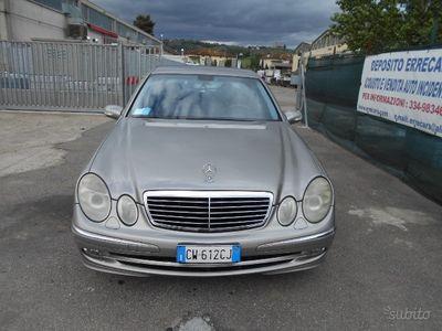 gebraucht Mercedes E280 ClasseCDI