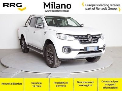 used Renault Alaskan 2.3 dci t. Intens 4wd s s 190cv DC auto 2018