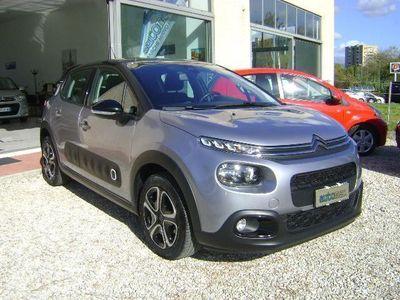 usata Citroën C3 BlueHDi 100 cv Shine *sensori, airbamp, cruise*