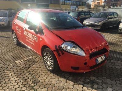 usata Fiat Grande Punto 1.4 5p.van Actual 4 P.ti Usato