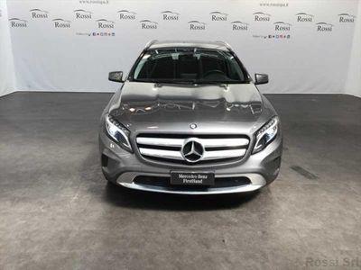 used Mercedes GLA220 d Sport 4matic 177cv auto rif. 11642509
