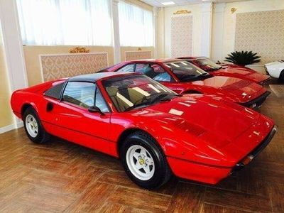 usata Ferrari 308 gts carburatori pari al nuovo