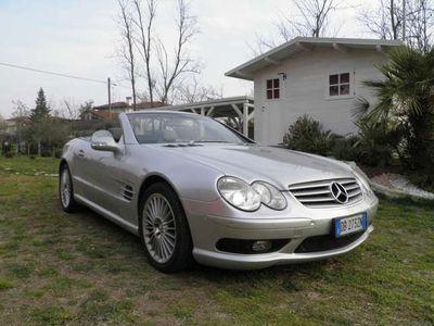 usata Mercedes SL55 AMG AMG cabrio