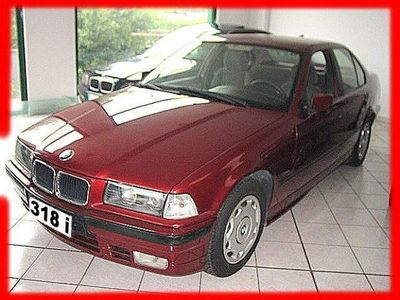 gebraucht BMW 318 i cat 4 porte