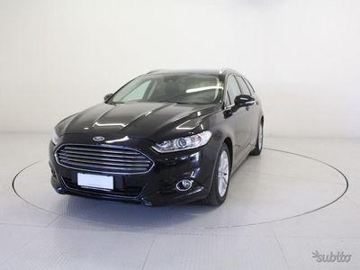 begagnad Ford Mondeo Nuova Tit. 2.0TDCi 150cv CA sw