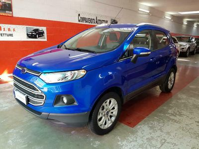 begagnad Ford Ecosport 1.5 TDCi 95 CV Plus UNIPROP. KM. 31000