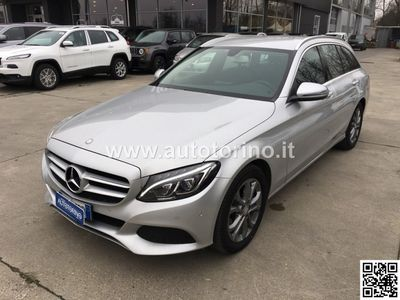 second-hand Mercedes 220 CLASSE C SW C SWd Sport (BT) auto