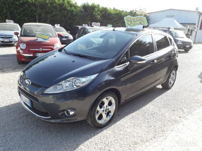 used Ford Fiesta 1.4 GPL Casa Madre 2010