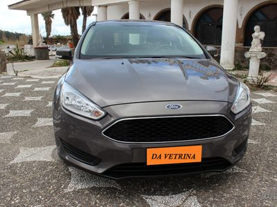 used Ford Focus MY 2016 STW 1.5 TDCI 95 CV S&S PLUS