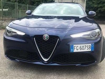 usata Alfa Romeo Giulia 2.2 Turbodiesel 180 CV AT8 Super