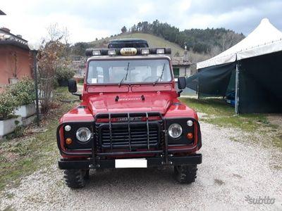 brugt Land Rover Defender 90 autocarro 1989