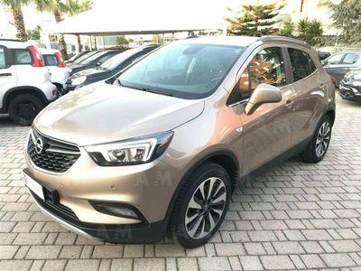 used Opel Mokka X 1.6 CDTI Ecotec 136CV 4x2 Start&Stop Innovation del 2018 usata a Monopoli