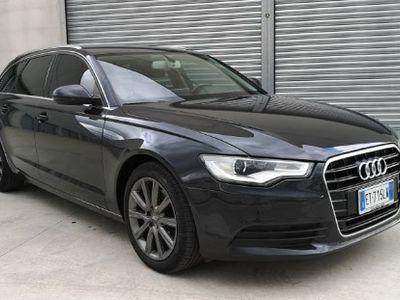brugt Audi A6 Unico proprietario Full - 2014