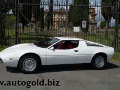 usata Maserati Merak 3000cc (VALUTO PERMUTE) Benzina