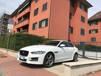 usata Jaguar XE 2.0 D 180 CV aut. R-Sport