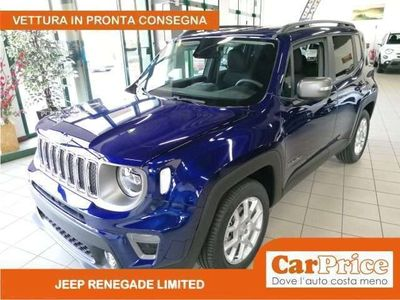 usata Jeep Renegade MY 20 1.0 T3 120CV Limited Multi Optionals