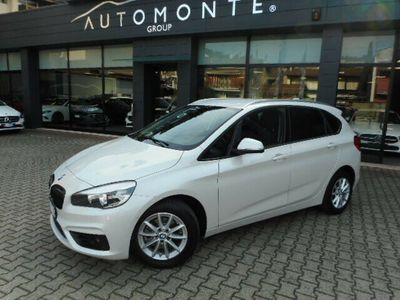 "usata BMW 218 Active Tourer d CAMBIO AUTO,CERCHI 16"",S"