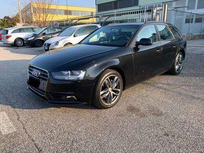 usata Audi A4 Avant 2.0 TDI *Automatica* TAGLIANDATA