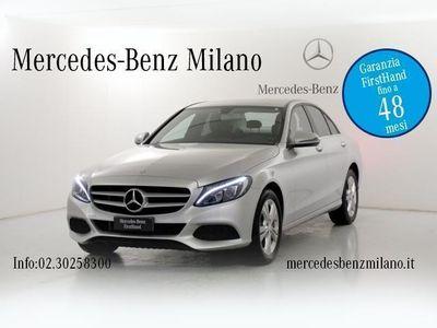 usata Mercedes C220 d 4Matic Automatic Executive