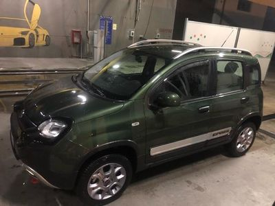 gebraucht Fiat Panda Cross 1.3 MJT 95 CV S