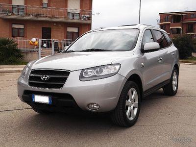 brugt Hyundai Santa Fe 2.2 crdi 150cv 4x4 - 2006