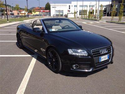 gebraucht Audi A5 Cabriolet 2.0 TDI F.AP. Ambiente