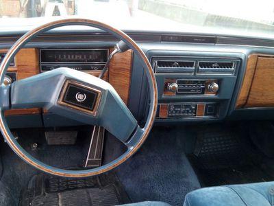 usata Cadillac Fleetwood - 1980